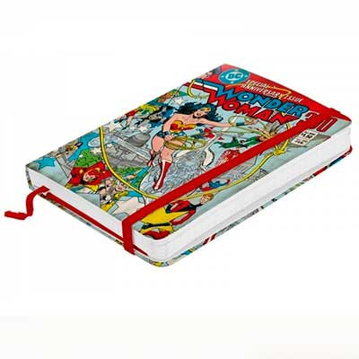 Caderno Moleskine DC COMICS Wonder Woman