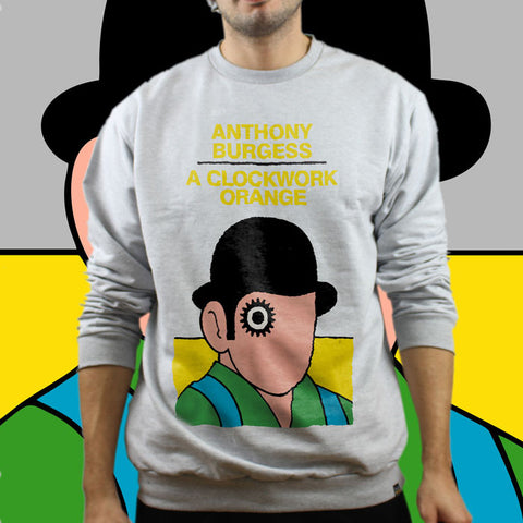 Moletom Unissex Clockwork Orange - Loja Geek Blackat Store