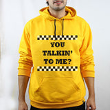 Moletom Unissex Talking To Me - Taxi Driver - Loja Geek Blackat Store
