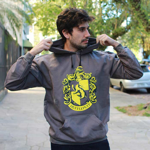 Moletom Lufa-Lufa - Harry Potter - Loja Geek Blackat Store