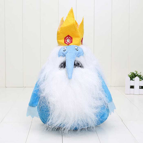Adventure Time Rei Gelado (Ice King) Pelúcia - Loja Geek Blackat Store