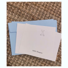 Little Bunny Notecards