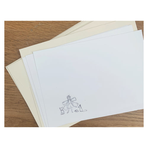 'Midsummer Fairies' Notecards