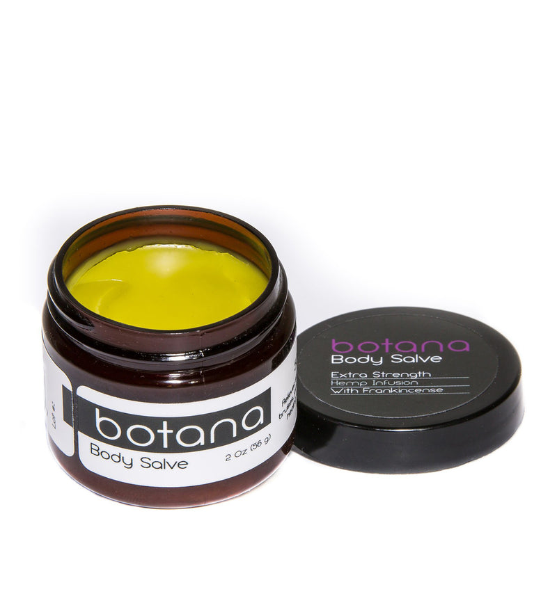 Extra Strength Hemp Salve with Frankincense - Botana CBD