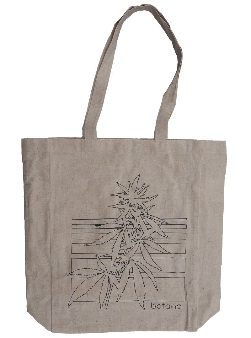 Hemp Tote Bag - Botana CBD