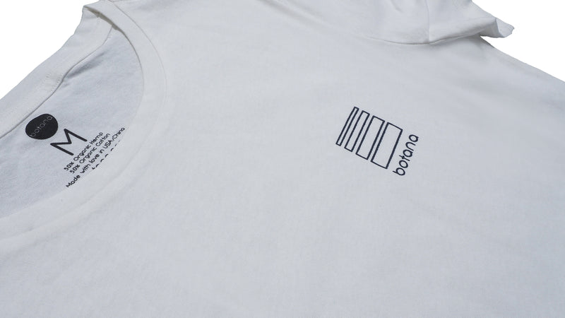 Organic Hemp Cotton Blend Shirt - Botana CBD