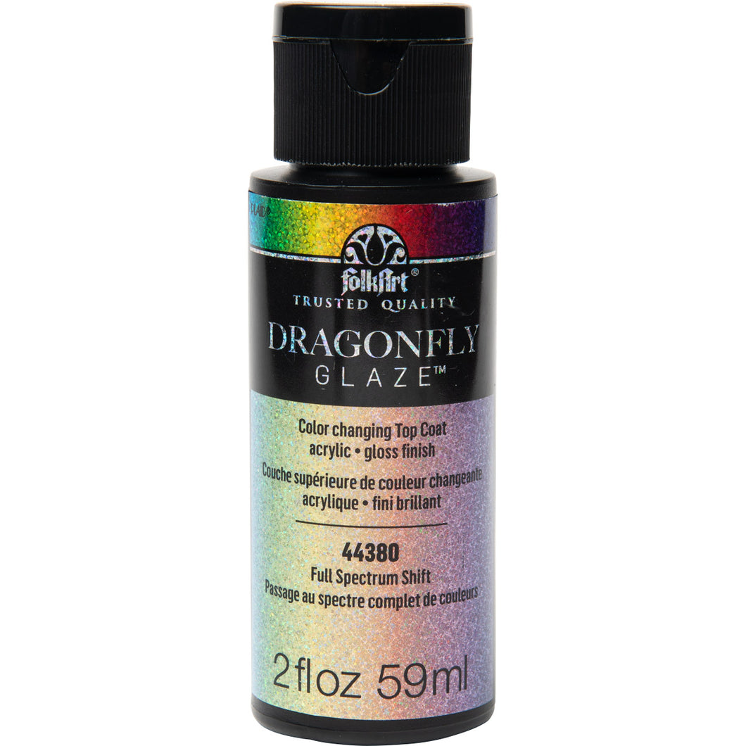 44380 Full Spectrum Shift Dragonfly Glaze 2 oz.