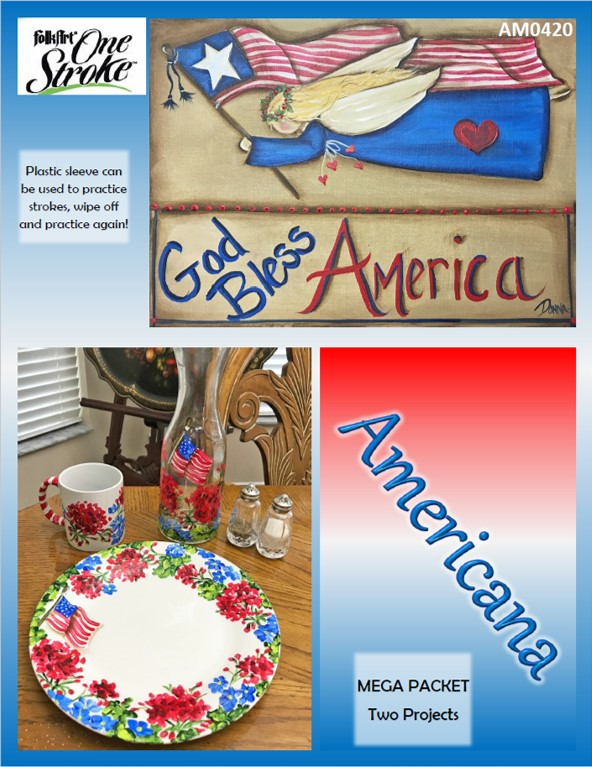 Americana Project Packet