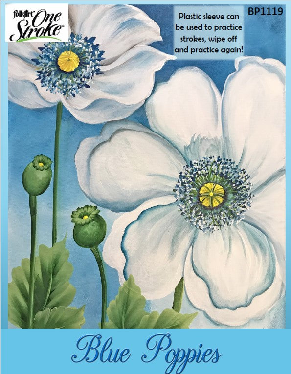 Blue Poppies Project Packet