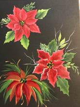Stroke Study Lesson 8 - Christmas Florals and Greenery  Downloadable Video Lesson