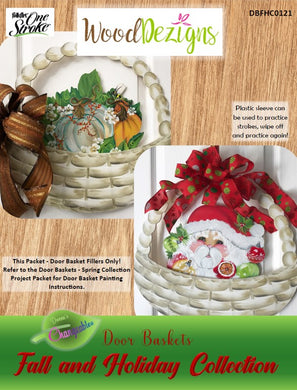 Donna's Changeables - Door Basket Fall and Holiday Collection Project Packet