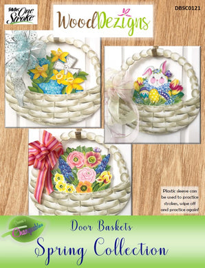 Donna's Changeables - Door Basket Spring Collection Project Packet - Convention 2020