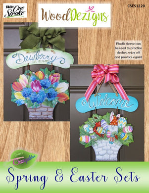 Donna's Changeables - Spring and Easter Sets Project Packet - Convention 2020