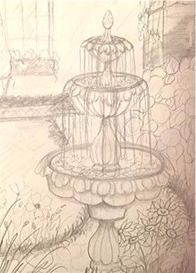 Drawing Series 2 - Lesson 3 Fountain - Course Video
