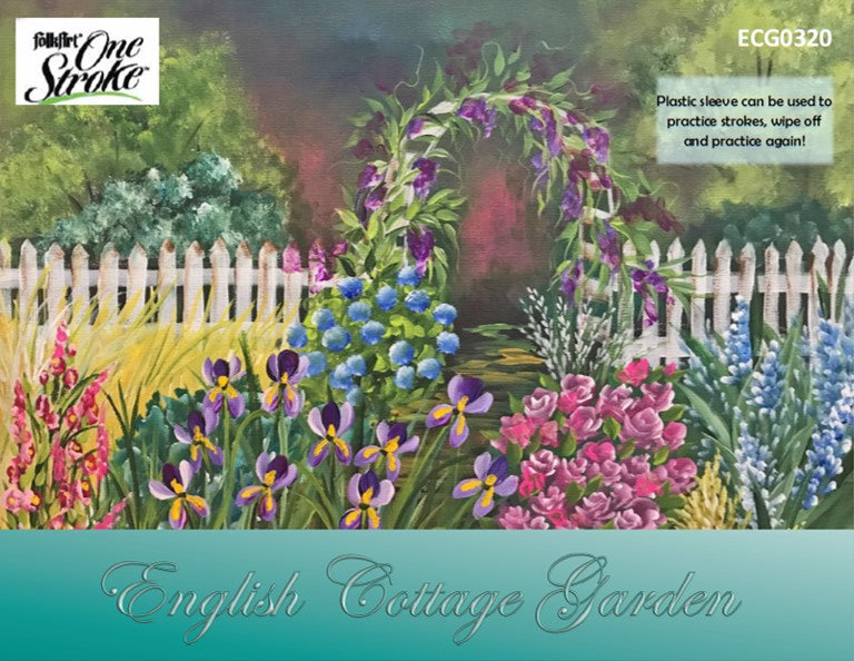 English Cottage Garden Project Packet