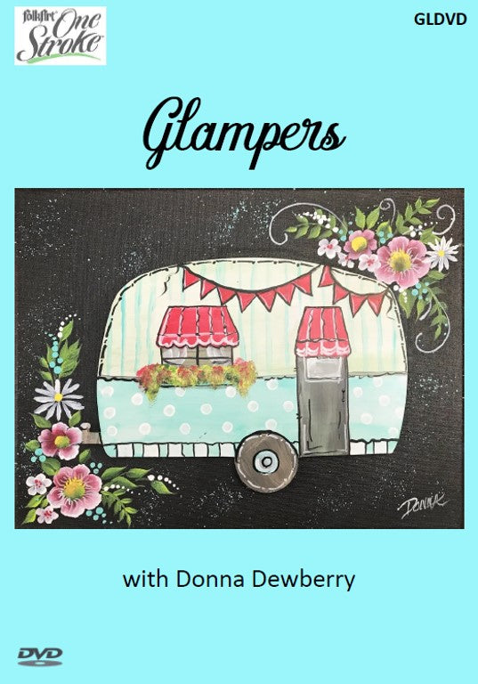 Glampers DVD