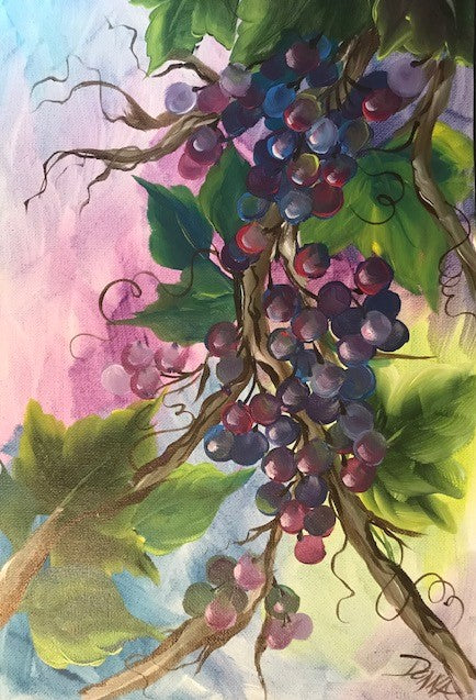 Grape Vine Downloadable Video Lesson