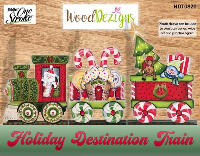 Holiday Destination Train