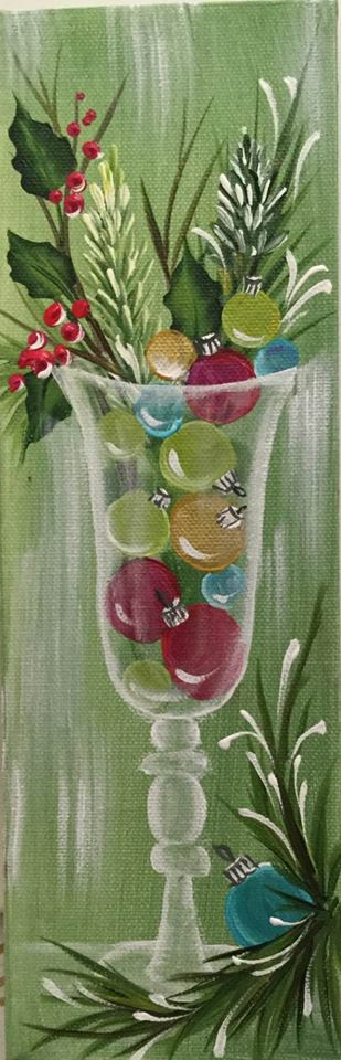 Holiday Vase Downloadable Video Lesson