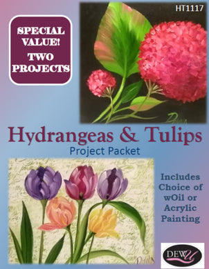 Hydrangeas and Tulips-WSP