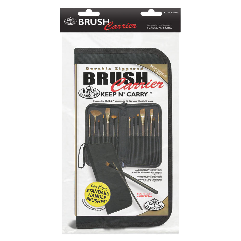 KC-SBLK Keep N' Carry Standard Handle Brush Carrier