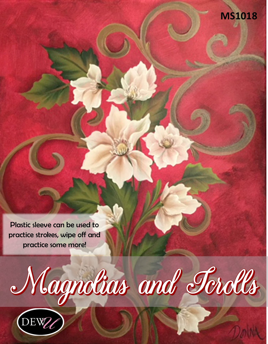 Magnolias and Scrolls-PP