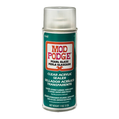 1449 Mod Podge Pearlized Acrylic Spray Sealer 11 oz.