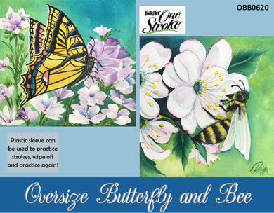 Oversize Butterfly & Bee Project Packet