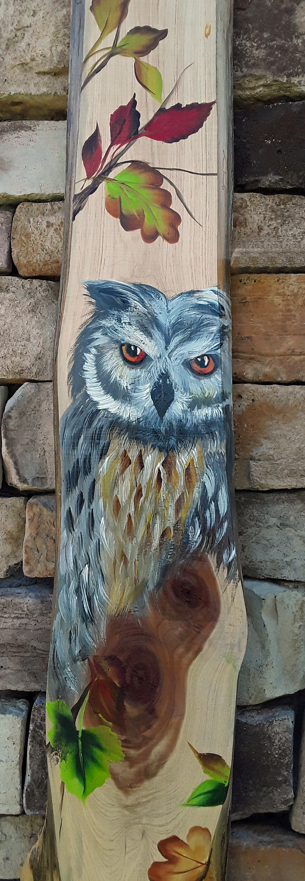 Owl Wood Plank Project Packet