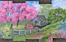 Cherry Blossom Trail Downloadable Video Lesson
