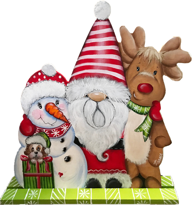 Holiday Buddies Downloadable Video Lesson