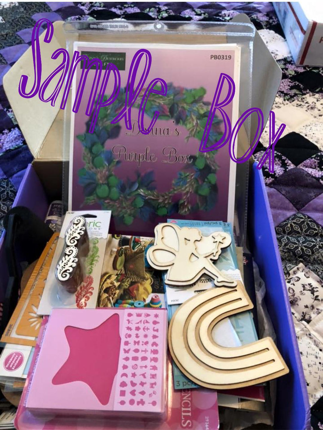Purple Box