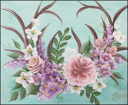 Roses and Antlers Downloadable Video Lesson