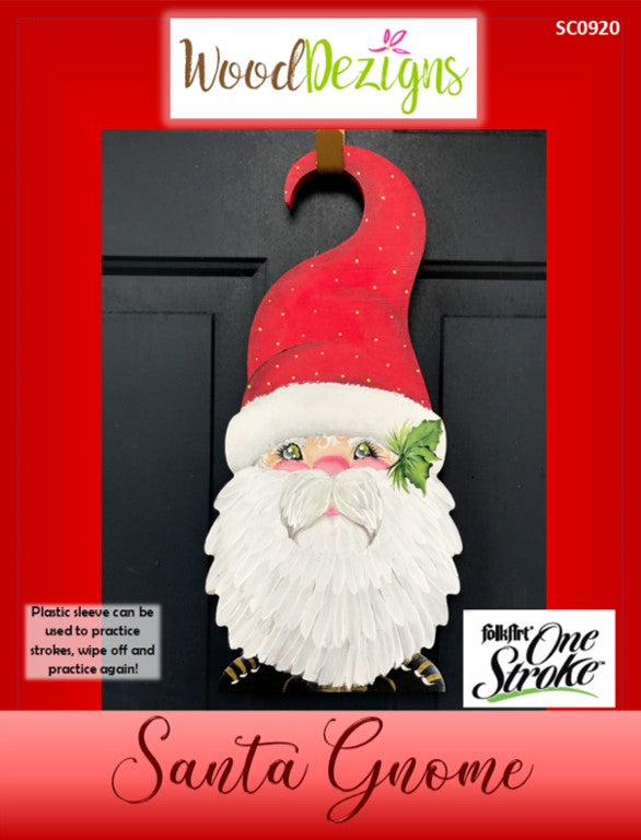 Santa Gnome WoodDezigns Project Packet