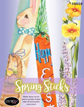 Spring Sticks Pattern Packet