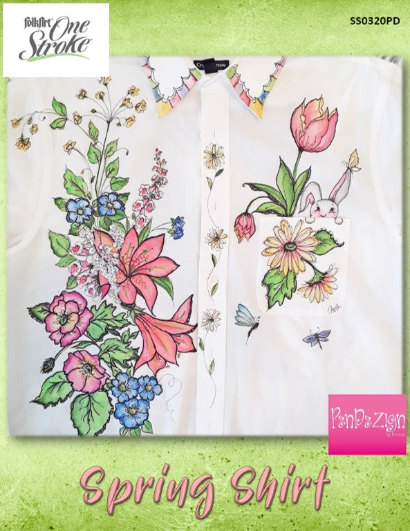 Spring Shirt PenDezign Packet
