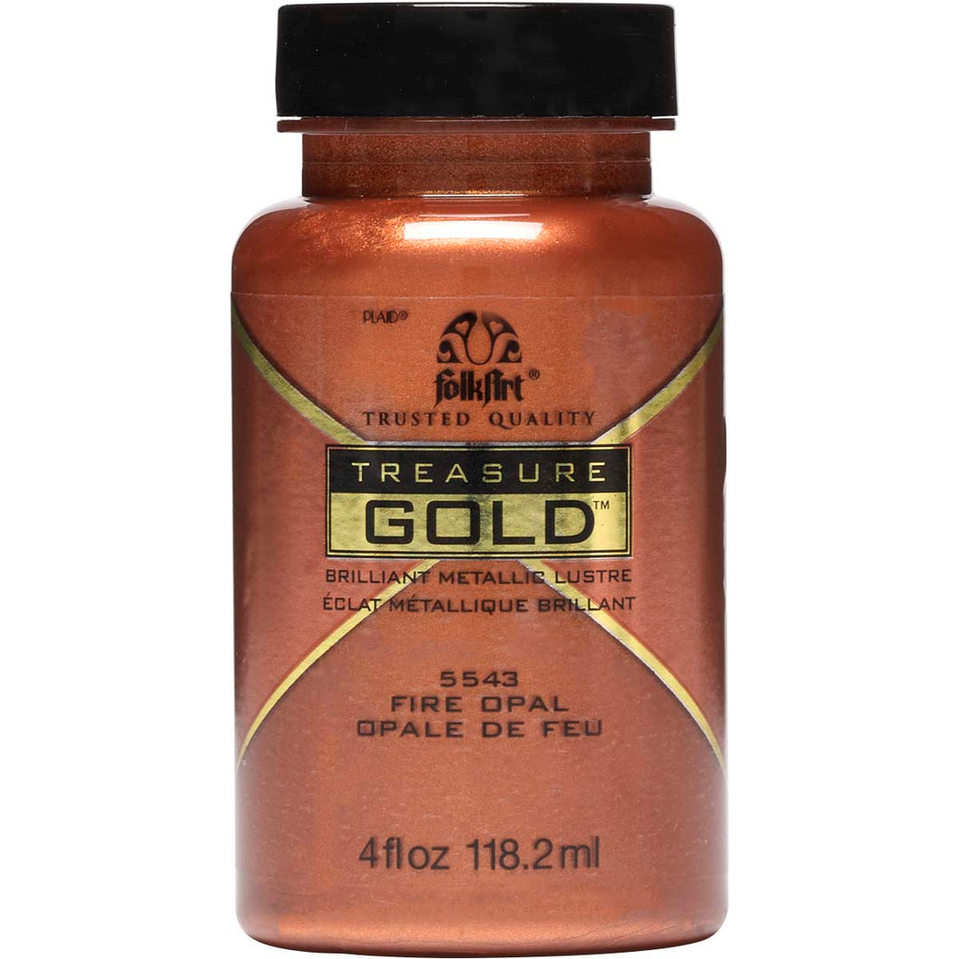 5543 Treasure Gold - Fire Opal 4 oz.