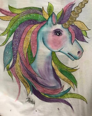 Fabric Painting - Unicorn Shirt Course Video