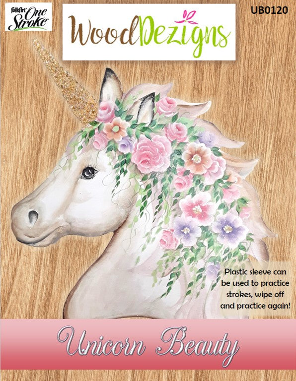 Unicorn Beauty WoodDezign Packet