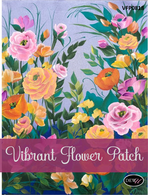 Vibrant Flower Patch-PP