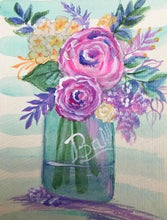 Watercolor Acrylic - Greeting Cards Course Video