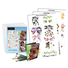 FACEPKIT Face Painting with Donna Dewberry Kit