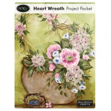 Heart Wreath Project Packet HWPP