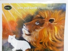 Lion and Lamb LIONANDLAMB