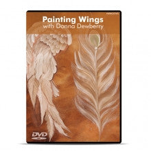 WINGSDVD Painting Wings with Donna Dewberry