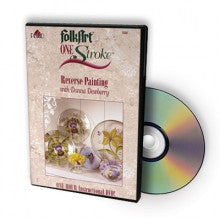 1856 Reverse Painting DVD