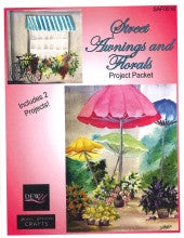 Street Awnings/Florals-WSP