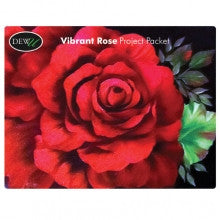 Vibrant Rose Project Packet VIBROSEPP