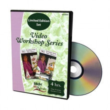 ONESTROKEDVDWKSHPSRS Video Workshop Series DVD Set