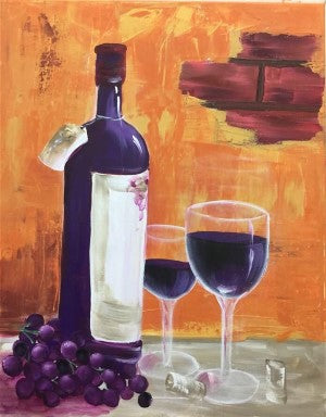 Wine Still Life Course Video